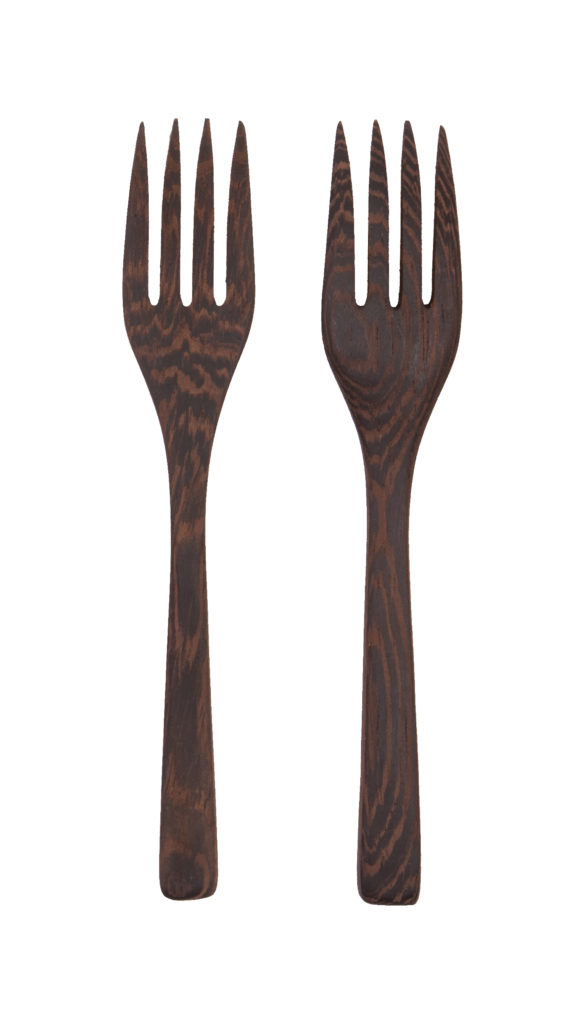 Wooden Fork Combo